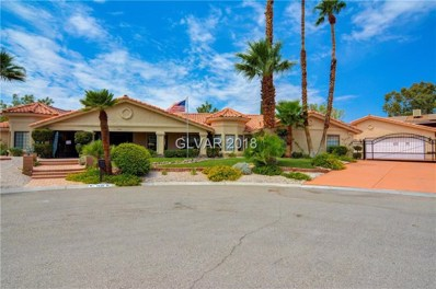 7640 Coley Avenue, Las Vegas, NV 89117 - #: 2021027