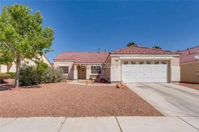 2708 El Campo Grande Avenue, North Las Vegas, NV 89031 - #: 2027037