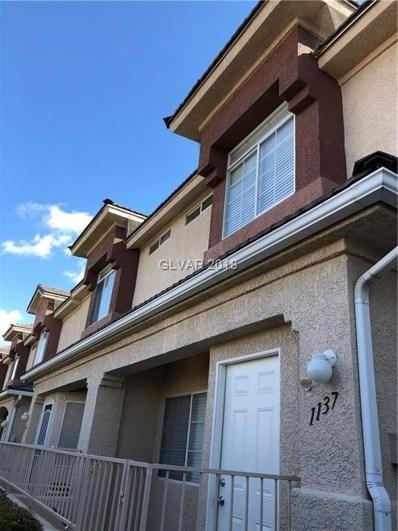 1137 Nevada Sky Street, Las Vegas, NV 89128 - #: 2037609
