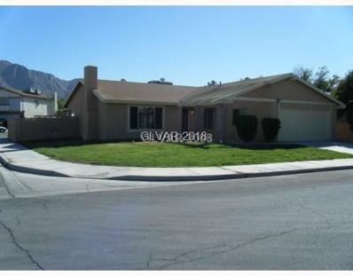 874 Stonehenge Street, Las Vegas, NV 89110 - #: 2048098