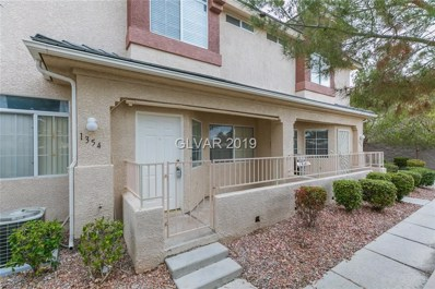 1354 Dusty Creek Street, Las Vegas, NV 89128 - #: 2060298