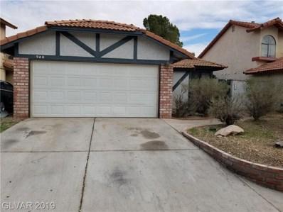 744 Summer Heights Lane, Las Vegas, NV 89110 - #: 2066969