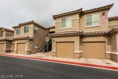 4660 Basilicata Lane UNIT 103, North Las Vegas, NV 89084 - #: 2069773