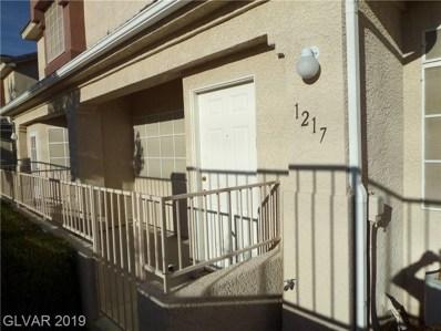 1217 Nevada Sky Street, Las Vegas, NV 89128 - #: 2079188
