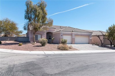 5932 Vista Luna Street, North Las Vegas, NV 89031 - #: 2079252
