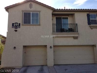 495 Dorchester Bend Avenue UNIT 3, Las Vegas, NV 89032 - #: 2079446