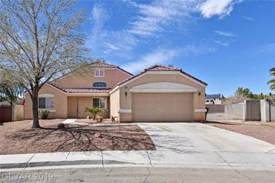 5943 Puka Shell Street, North Las Vegas, NV 89031 - #: 2081454