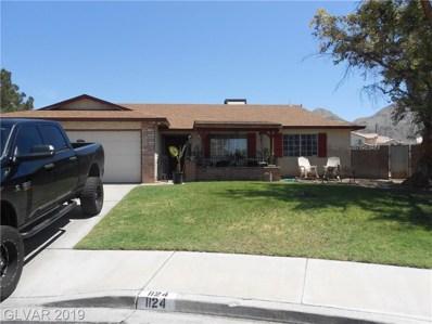 1124 Palmerston Street, Las Vegas, NV 89110 - #: 2094850