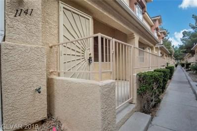 1141 Dusty Creek Street, Las Vegas, NV 89128 - #: 2097264
