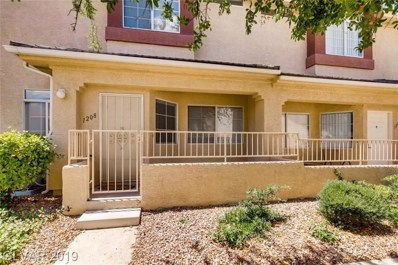 1208 Dusty Creek Street, Las Vegas, NV 89128 - #: 2101305