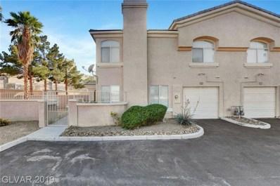 3950 Sandhill Road UNIT 115, Las Vegas, NV 89121 - #: 2102498