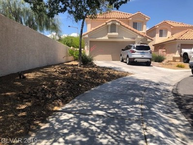 1601 Royal Canyon Drive, Las Vegas, NV 89128 - #: 2102959