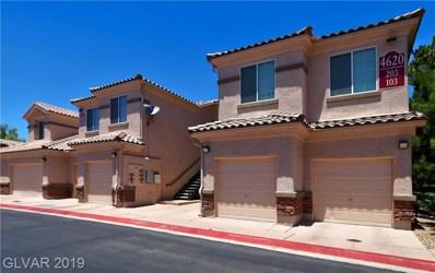4620 Puglia Lane UNIT 103, North Las Vegas, NV 89084 - #: 2106722