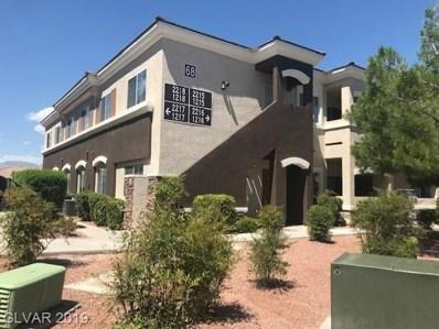 9303 Gilcrease Avenue UNIT 2218, Las Vegas, NV 89149 - #: 2107766