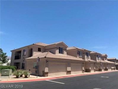 4720 Basilicata Lane UNIT 102, North Las Vegas, NV 89084 - #: 2109962