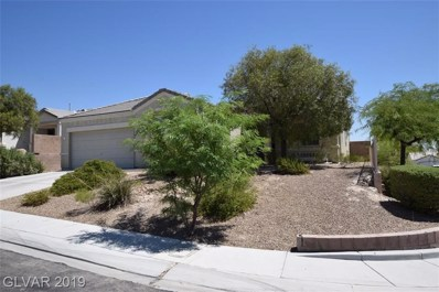 6016 Glitter Gold Court, North Las Vegas, NV 89031 - #: 2125887