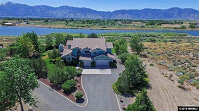 1668 East Valley Road, Gardnerville, NV 89410 - #: 180008268