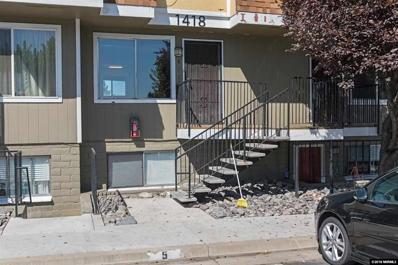 1418 E 9th Street UNIT 6, Reno, NV 89512 - #: 180013098