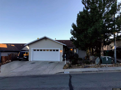 602 Talus Drive, Reno, NV 89503 - #: 180014459