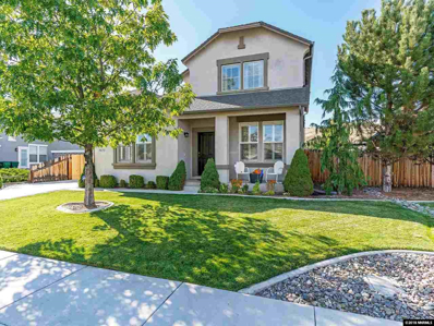 5875 Sonora Pass Dr., Sparks, NV 89436 - #: 180015068