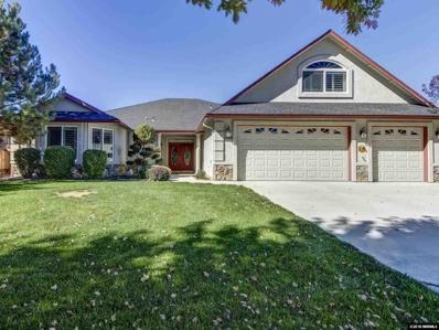 1366 Macenna Lane, Gardnerville, NV 89410 - #: 180015482