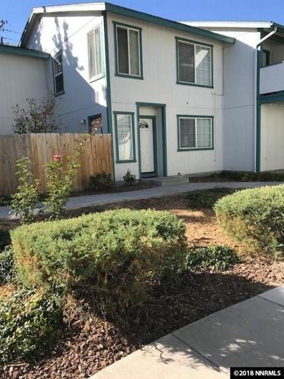 1022 E Fifth Street UNIT #4, Carson City, NV 89701 - #: 180015782