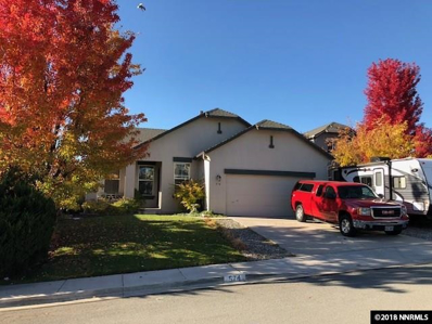 574 Sonora Pass Court, Sparks, NV 89436 - #: 180016100
