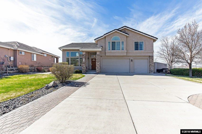4461 W Hidden Valley Drive, Reno, NV 89502 - #: 180017054