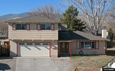 1500 Appaloosa Ct, Carson City, NV 89701 - #: 180017541