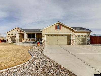 2801 Hawks View Court, Sparks, NV 89436 - #: 180018374