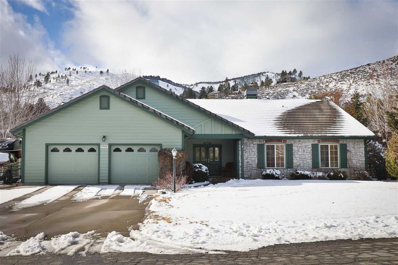 3754 Timberline Dr, Carson City, NV 89703 - #: 190000925