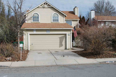 1786 Noreen Drive, Sparks, NV 89434 - #: 190001124