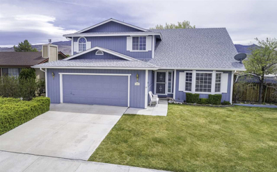 321 Woodside Ct, Dayton, NV 89403 - #: 190001398
