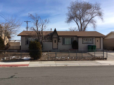 1150 Goldfield St, Reno, NV 89512 - #: 190001593