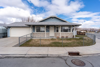 1584 Rolling Hills Drive, Carson City, NV 89706 - #: 190002920