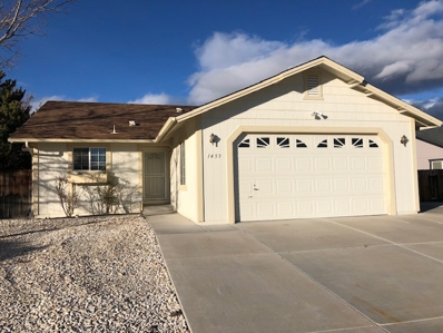 1453 Rosy Finch Drive, Sparks, NV 89441 - #: 190004167