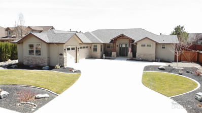 1023 Rocky Terrace Drive, Gardnerville, NV 89460 - #: 190004888