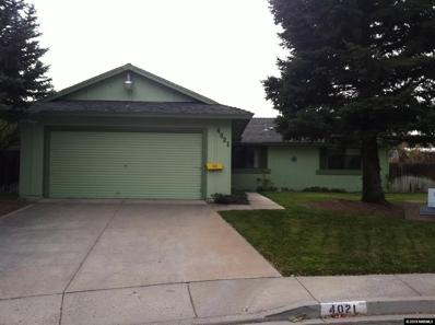 4021 Montez Dr., Carson City, NV 89706 - #: 190009222
