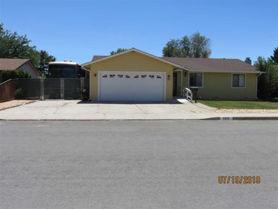 1315 Kingsley Lane, Carson City, NV 89701 - #: 190011137
