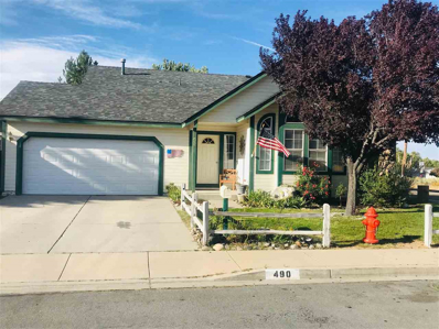 490 Somerset, Carson City, NV 89701 - #: 190012652