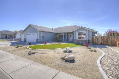843 Kerinne Circle, Carson City, NV 89701 - #: 190015676