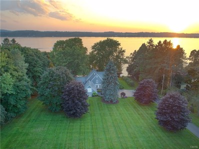 E 3101 Lake Road, Skaneateles, NY 13152 - #: S1143505