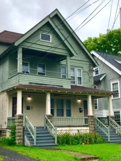 916 Ackerman Avenue UNIT 18, Syracuse, NY 13210 - #: S1149930