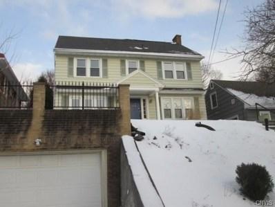 113 Alanson Road, Syracuse, NY 13207 - #: S1172079
