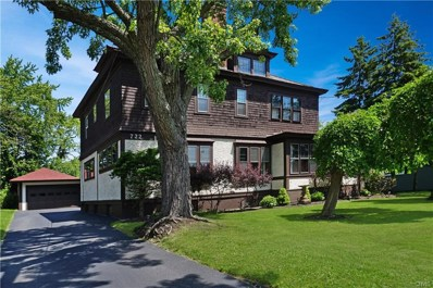 722 Woods Rd, Geddes, NY 13209 - #: S1180762