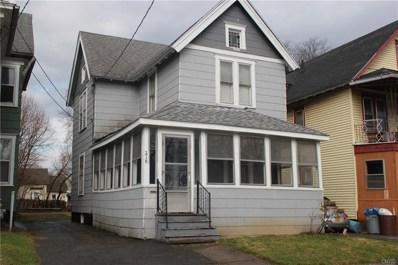 218 Bassett Street, Syracuse, NY 13210 - #: S1183609