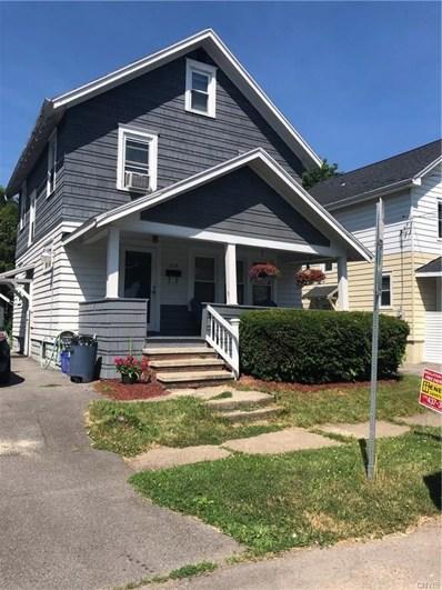 260 Girard Avenue, Syracuse, NY 13207 - #: S1210639