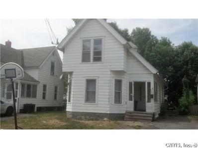 108 Morgan Avenue, Syracuse, NY 13204 - #: S1214046