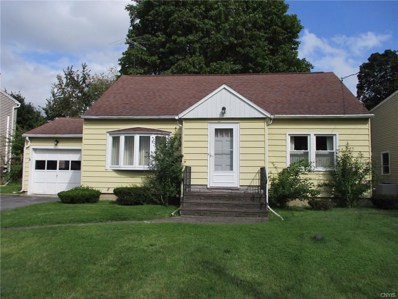 505 Meadow Road, Geddes, NY 13219 - #: S1219982