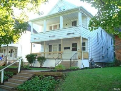 216 Miles Avenue UNIT 18, Syracuse, NY 13210 - #: S1232301